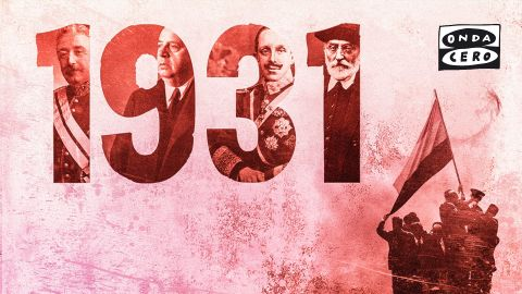 Alsina transmite en directo la proclamación de la República 90 años después