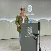 Guille Juncal - Concejal del PP Pontevedra