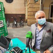 Domingo Villero, concejal no adscrito del Ayuntamiento de Cádiz