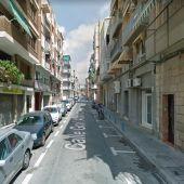 Calle General Aldave