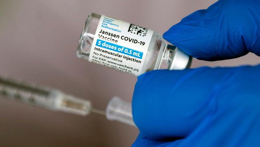 Vacuna de Janssen contra el coronavirus