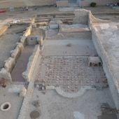 Ciudad romana de Complutum, en Alcalá de Henares