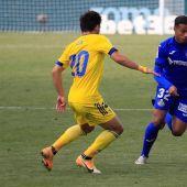 Getafe 0 - Cádiz 1: Un tanto de Timor en propia meta aleja al Cádiz del descenso