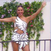 Cristina Pedroche se viste de cupido para enamorar en 'Love Island'