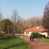 Parque del Ebro de Logroño