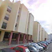 La calle Escultor Antonio Bey en una foto de archivo