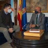 A Xunta e a Deputación reforzan a sua colaboración en prevención de incendios