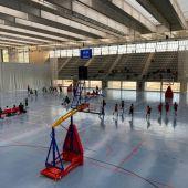 Alcázar de San Juan, una de las cinco sedes en el inicio del Circuito Alevín de Baloncesto de Castilla La Mancha