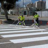 Mejoras y renovación de la señalización en 15 calles de Vila
