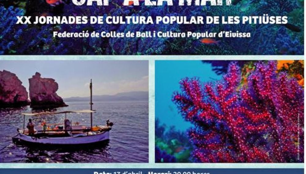 Las XX Jornadas de Cultura Popular de las Pitiusas se retoman este año con una celebración virtual