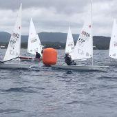 Jago Huércanos, del CNSA, logra la quinta plaza en el Campeonato de Balears de Laser 4.7