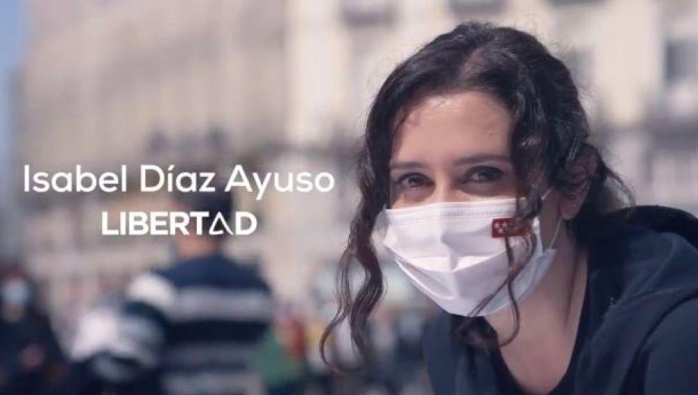 ¿Podría hacer Díaz Ayuso en realidad la ruta de running del vídeo electoral del PP de Madrid?