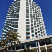 Esta Semana Santa sólo han abierto 16 de los 140 hoteles de Benidorm.