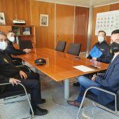 El Consell d'Eivissa y la Policía Nacional colaborarán en iniciativas de Participación Ciudadana