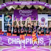 Valencia Basket gana la Eurocup Woman
