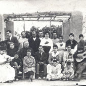 Día de mona de la familia Pérez- Agulló