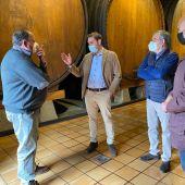 Visita de Foro Asturias al Llagar Trabanco (Gijón)