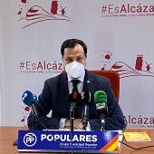 Eduardo García Villajos (Concejal del PP en Alcázar)