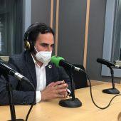 Daniel Pérez, portavoz socialista en el Ayuntamiento