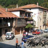 Los denunciados estaban de turismo en Rionansa (Cantabria)