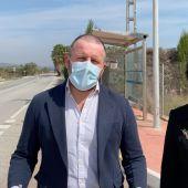 Pablo Ruz, portavoz del PP de Elche, y Manuela Mora, concejala de la formación política.