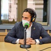 Dani Pérez, en Onda Cero Málaga