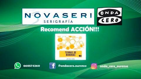 Recomend ACCION!!! con Terra de Boborás