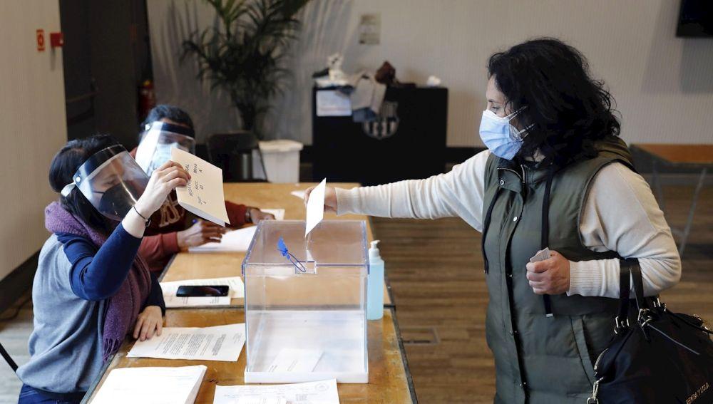 ¿Quién puede votar en las elecciones a la Comunidad de Madrid?