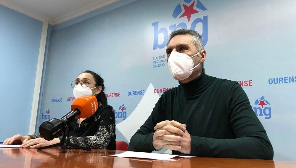 O BNG insta ao PP a asinar canto antes a moción de censura