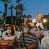 Sesión de proyecciones del Festival de Cine de Elche.