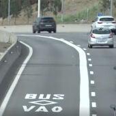 Carril bus-VAO