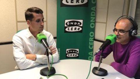 Juanto Ortuño en Onda Cero