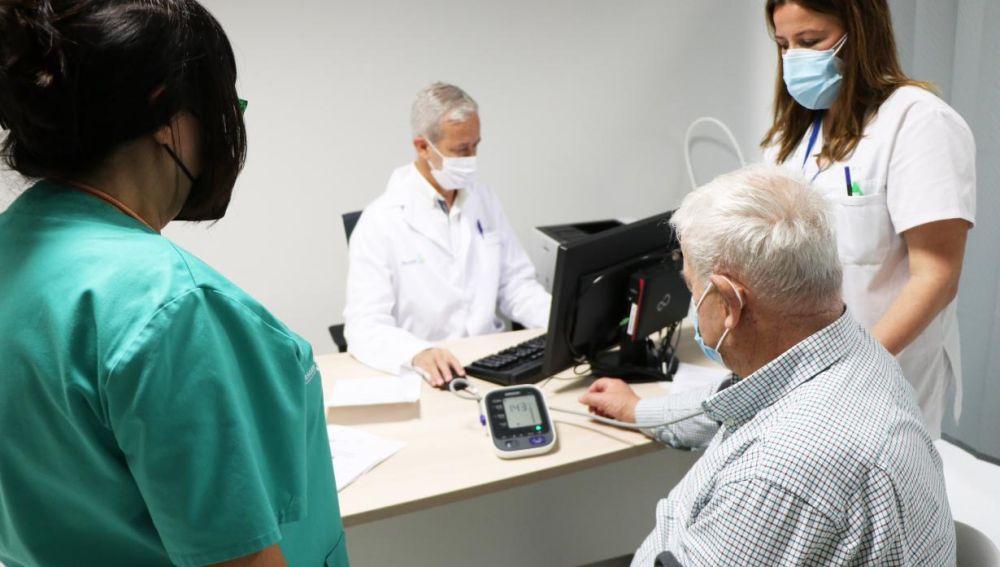 Los servicios de Anestesiología y de Neumología en marcha en el Hospital Universitario de Toledo