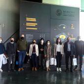 Miembros del Ayuntamiento de Piedrabuena visitaron el Museo Nacional de Ciencias y Tecnologías