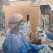 Actividad quirúrgica ralentizada por la Covid