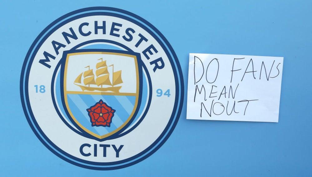 El Manchester City anuncia su salida de la Superliga