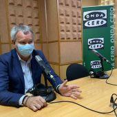 Sebastián Franquis, Consejero de Obras Públicas, Transportes y Vivienda del Gobierno de Canarias