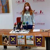 Alba Castellanos, concejal de juventud