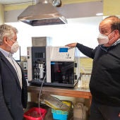 O Inorde renova o equipo de espectrofotometria de absorción atómica