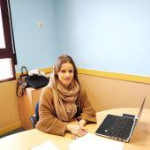 Rocío López, psicóloga