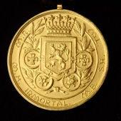 La Medalla de Oro de la Ciudad es la máxima distinción otorgada por el Ayuntamiento de Zaragoza