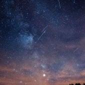 Líridas 2021: Horario en España y dónde ver hoy la lluvia de estrellas de abril