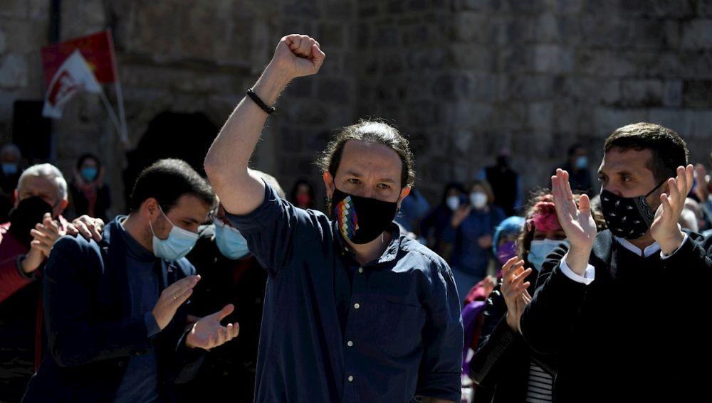 Este es el programa electoral completo de Pablo Iglesias con Unidas Podemos para las Elecciones Madrid 2021