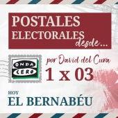 Postales electorales desde... el Bernabéu