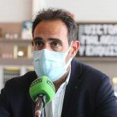 Javier Frutos, presidente de MAHOS y de la Federación de Hosteleros de Andalucía