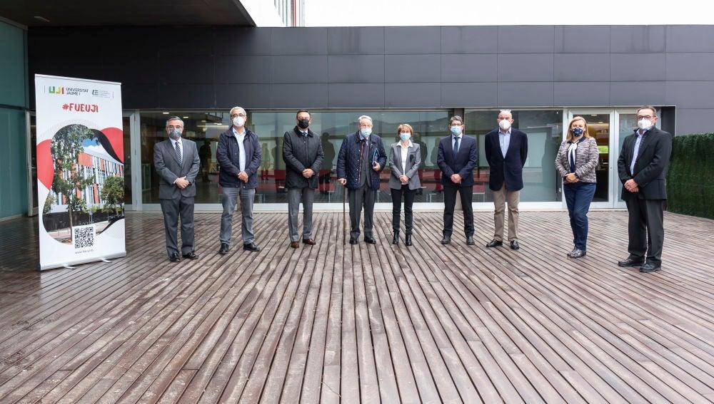 La empresa MACER se suma al Patronato de la Fundación Universitat Jaume I-Empresa