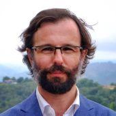 Germán Orizaola, investigador de la Universidad de Oviedo