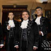 BVocal en la presentación de Las Voces de Goya