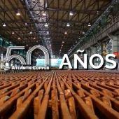 50 años Atlantic Copper