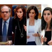 A3 Noticias 1 (22-04-21) El CIS da vencedor al bloque de izquierdas que superaría a la derecha en las elecciones de Madrid